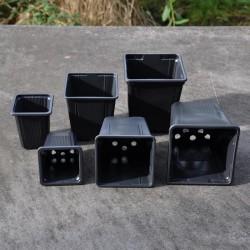 Pots carrés